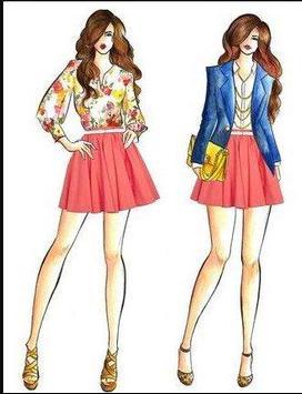 Fashion Designing Sketches screenshot 4