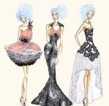 Fashion Designing Sketches screenshot 5