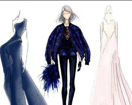 Fashion Designing Sketches screenshot 7