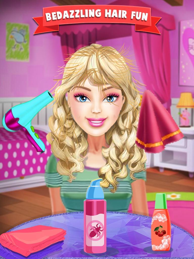Barbie Diy Crimps Curls Doll Blonde