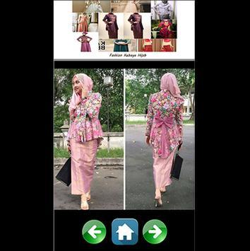 Indonesian Kebaya Fashion Hijab screenshot 1