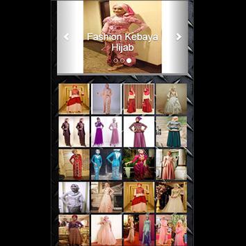 Indonesian Kebaya Fashion Hijab screenshot 2