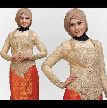 Indonesian Kebaya Fashion Hijab screenshot 3