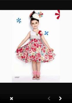 Fashion Kids Dress poster