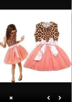 Fashion Kids Dress screenshot 3
