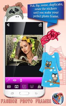 Fashion Photo Frames apk screenshot