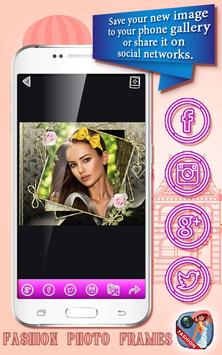 Fashion Photo Frames screenshot 5