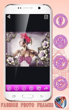Fashion Photo Frames screenshot 6
