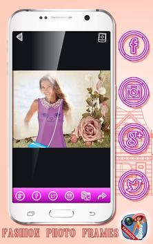 Fashion Photo Frames screenshot 7
