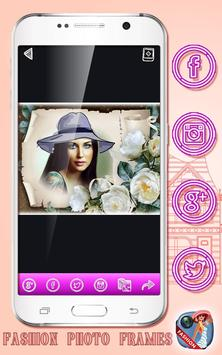 Fashion Photo Frames screenshot 8