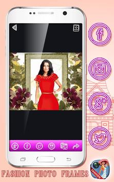 Fashion Photo Frames screenshot 9