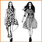 Fashion Sketch Ideas 2018 icon