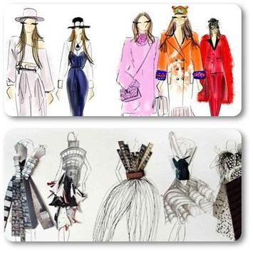 Fashion Sketch Ideas 2018 screenshot 7
