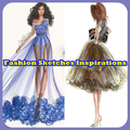 Best Fashion Sketch Collection