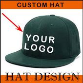 Fashionable Hats Design icon