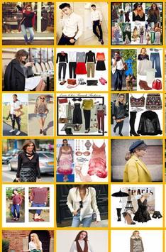 Fashion french style screenshot 6