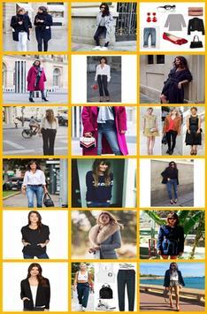 Fashion french style screenshot 7