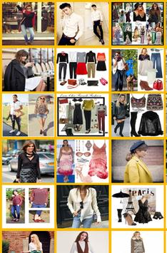 Fashion french style screenshot 9