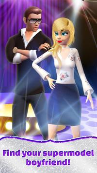 Runway Model Dress Up: Fashion Games 3D screenshot 3