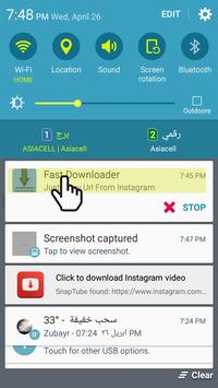 Fast Download Inst screenshot 1