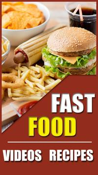 Fast food recipes for android apk download fast food recipes poster forumfinder Image collections
