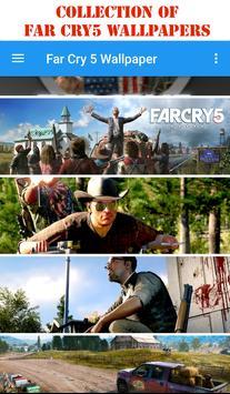 Far Cry 5 Wallpaper poster