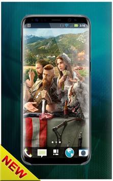 Far Cry 5 Wallpaper   Game Background HD screenshot 5