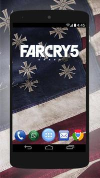 Far Cry 5 Wallpapers HD poster