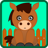 farm animals game icon