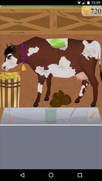 farm cow milk game screenshot 2