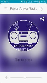 Farar Aniya Radio poster