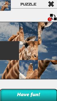 Animal Slide Puzzle screenshot 7