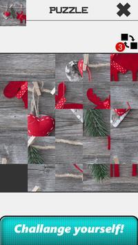 Christmas Slide Puzzle screenshot 12