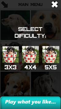Dog Slide Puzzle screenshot 10