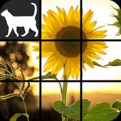 Flower Slide Puzzle icon