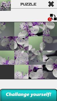 Flower Slide Puzzle screenshot 4