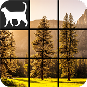 Nature Slide Puzzle icon
