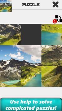 Nature Slide Puzzle screenshot 11