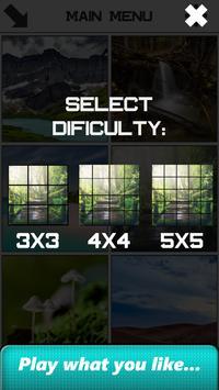 Nature Slide Puzzle screenshot 2