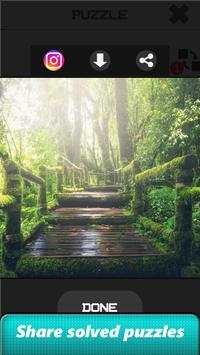 Nature Slide Puzzle screenshot 4