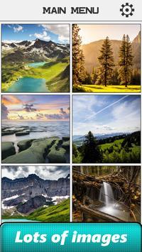 Nature Slide Puzzle screenshot 8