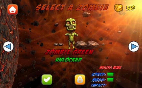 Zombie Fallout Dodge screenshot 1