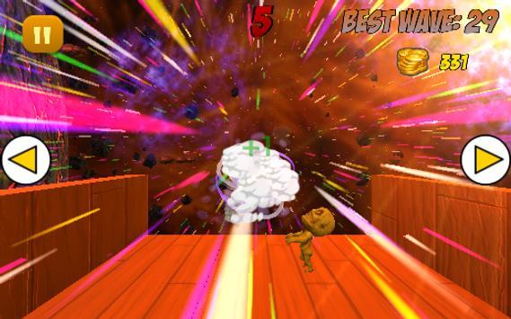 Zombie Fallout Dodge screenshot 2