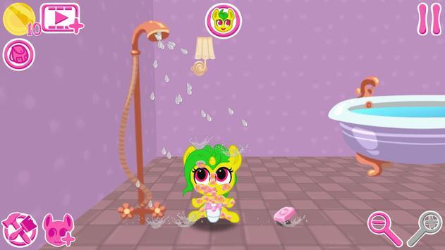 Моя Карманная Пони - Виртуальный Питомец скриншот 4