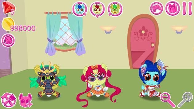 Моя Карманная Пони - Виртуальный Питомец скриншот 8