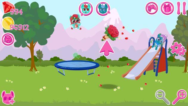 Моя Карманная Пони - Виртуальный Питомец скриншот 2