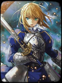 Fate Stay Saber Wallpaper 截圖 21