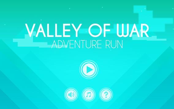 Valley of War Adventure Run poster