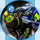 Wallpaper Valentino Rossi HD icon