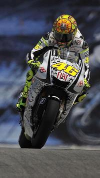 Wallpaper Valentino Rossi HD poster